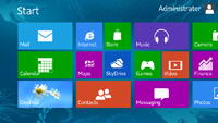 Windows 8 operating systems